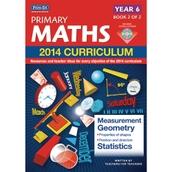 2014 Primary Maths Curriculum Book Year 6 - Book 2