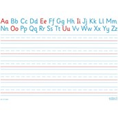 Alphabet Lined Board Pack of 30