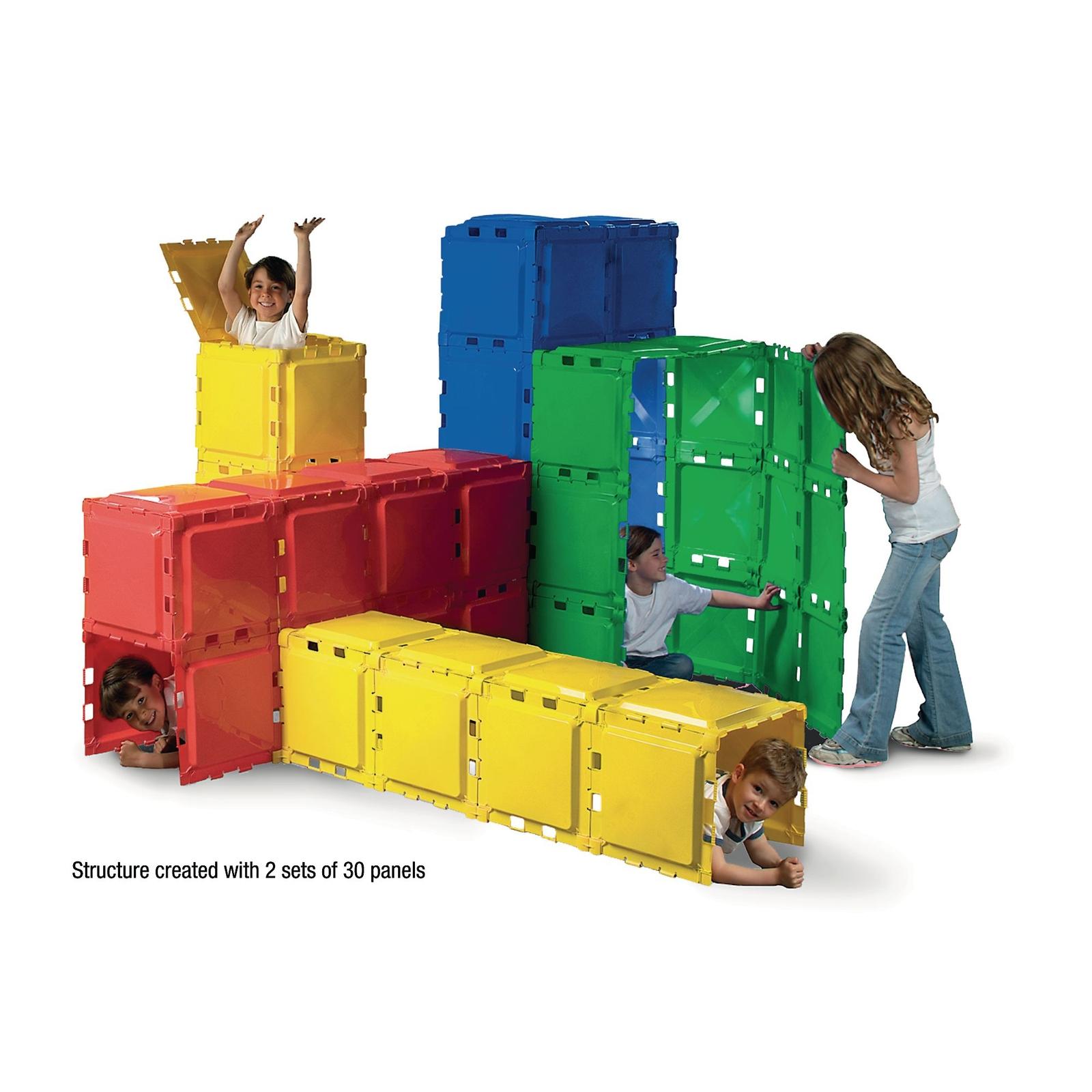 BrikaBlok Construction Set