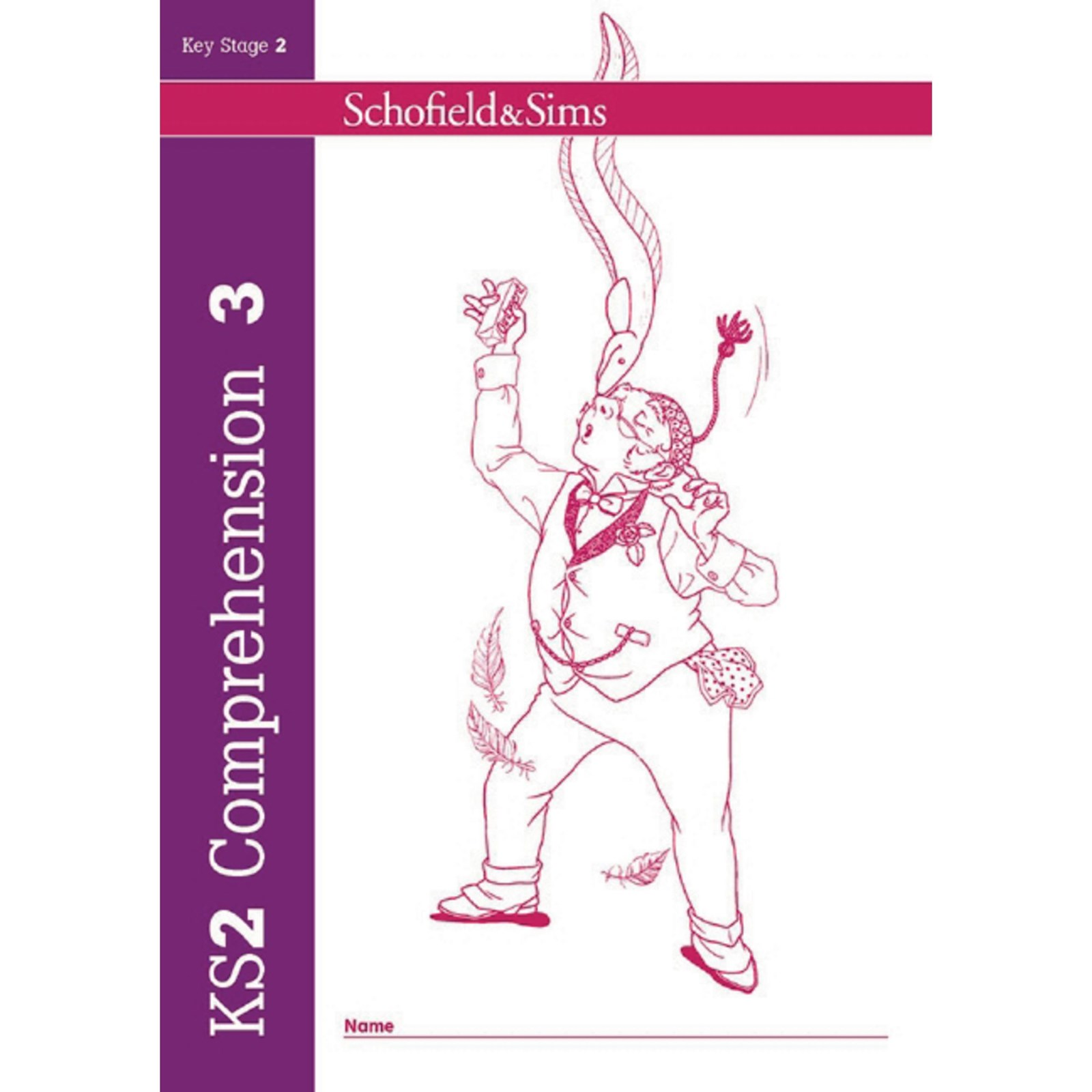 KS2 Comprehension Book 3 - Pack of 5