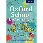 Oxford Dictionary of Word Origins Pack 15