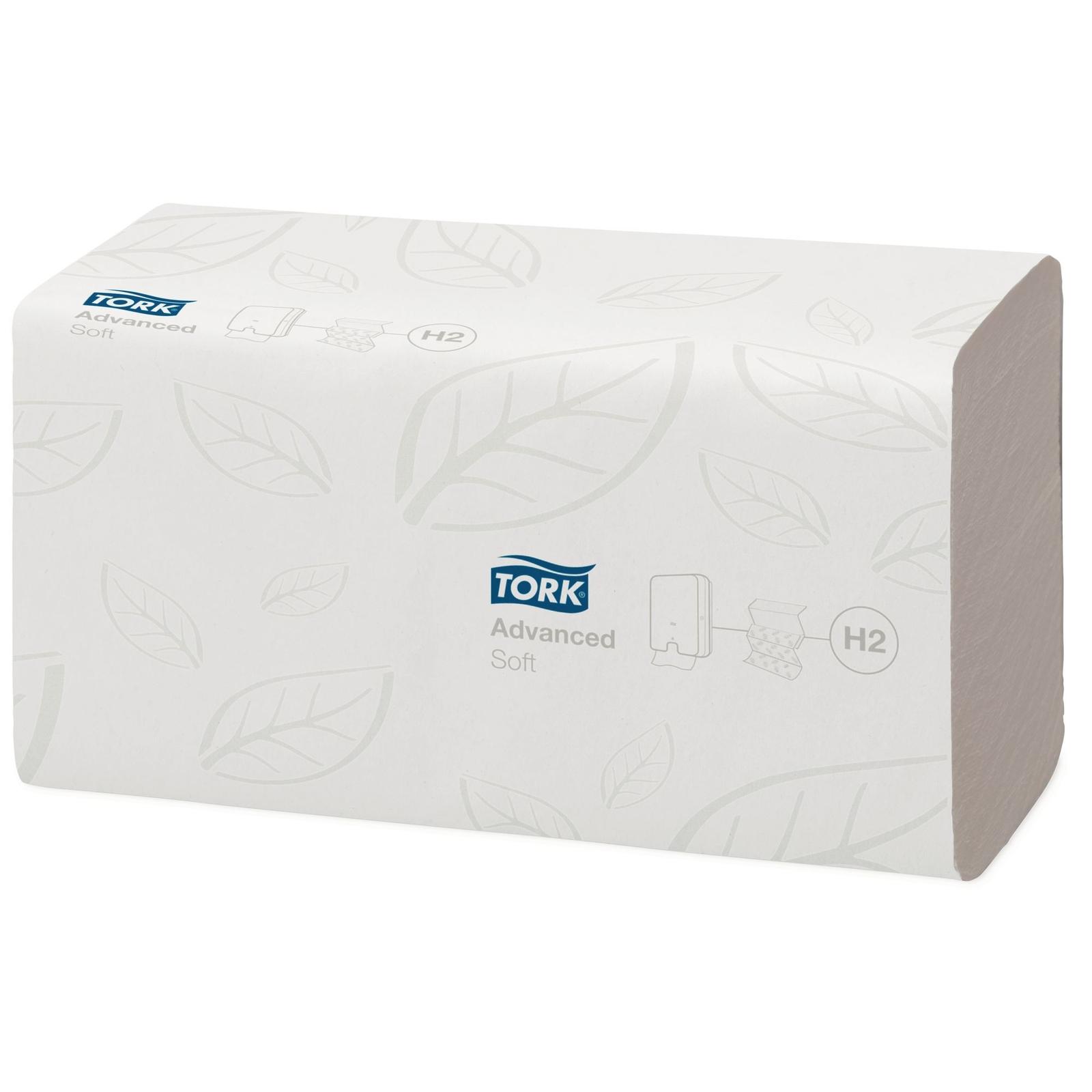 Tork® Xpress™ White Multi Fold 2 ply Hand Towel Case of 20
