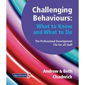 Challenging Behaviours - What to Know and What to Do Book