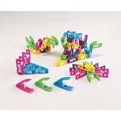 Bright Colourful Pegs