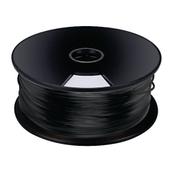 Spool Of Black ABS Material - Black