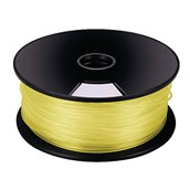 Spool Of Yellow ABS Material - Yellow
