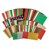 Bumper Festive Crafts Papers Pack