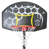 Sure Shot Backboard And Ring - Coloured