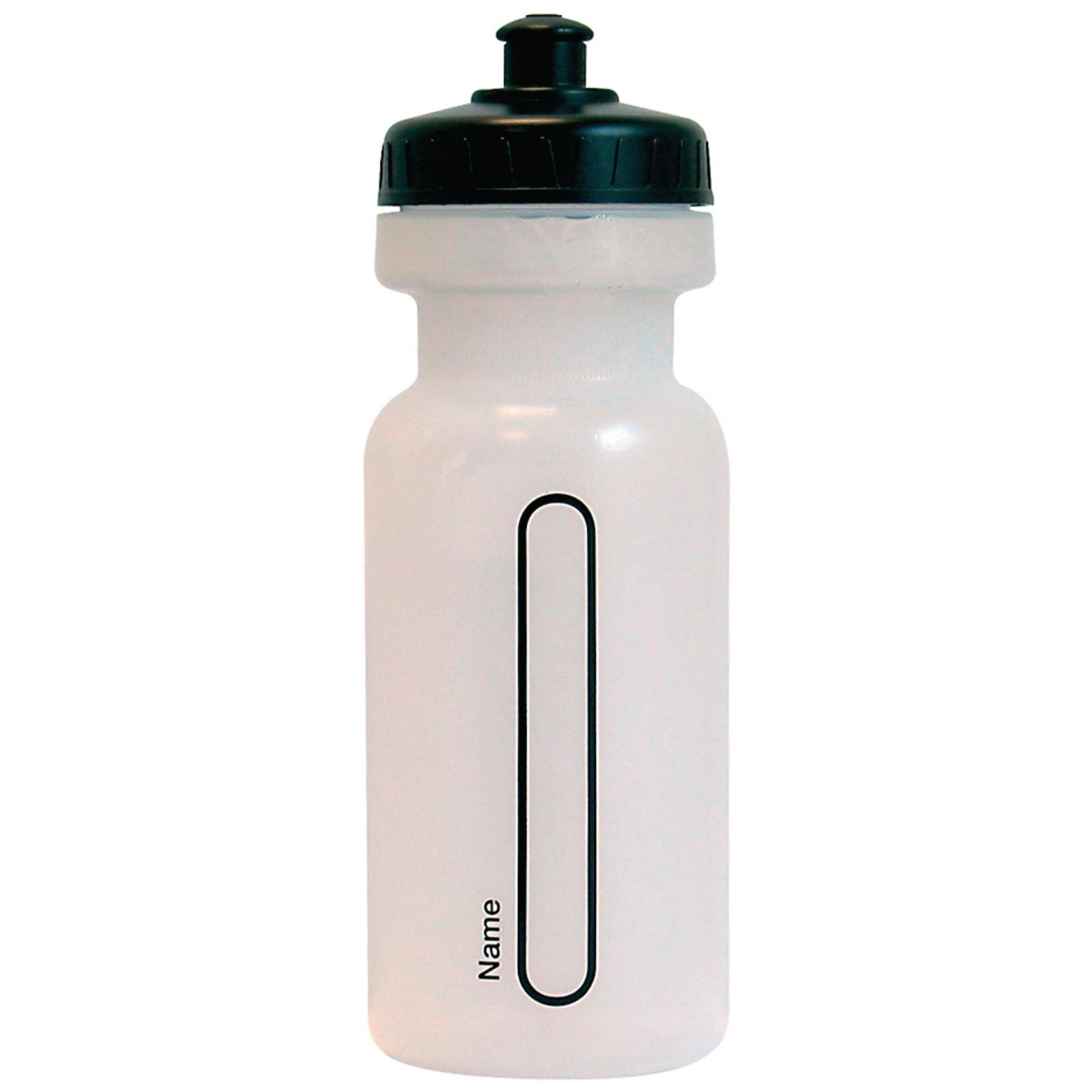 Clear Plastic Water Bottle 500ml