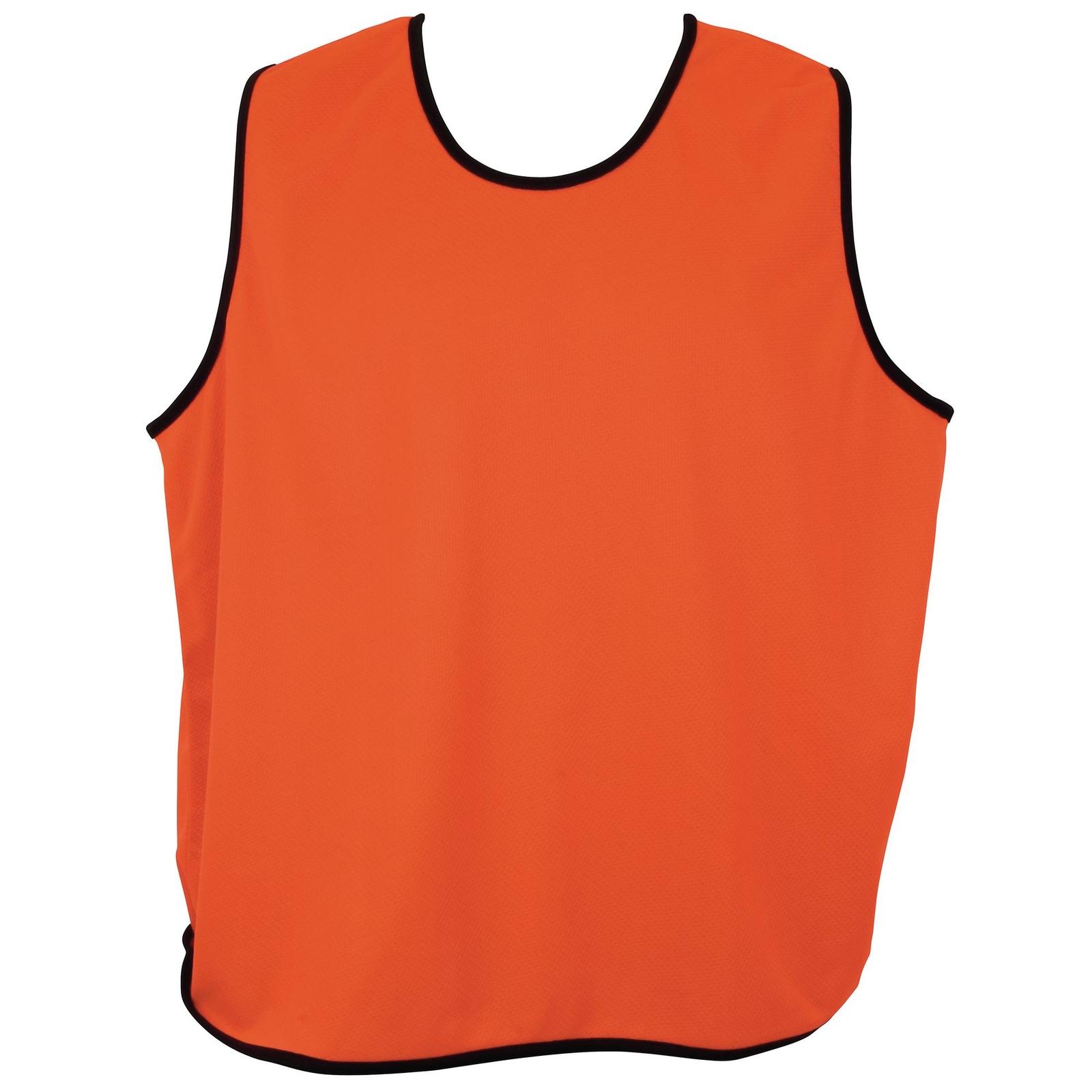 Precision Reversible Bib - Orange/Green - M/L