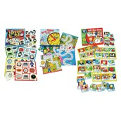 Bumper Time Game Pack of 3