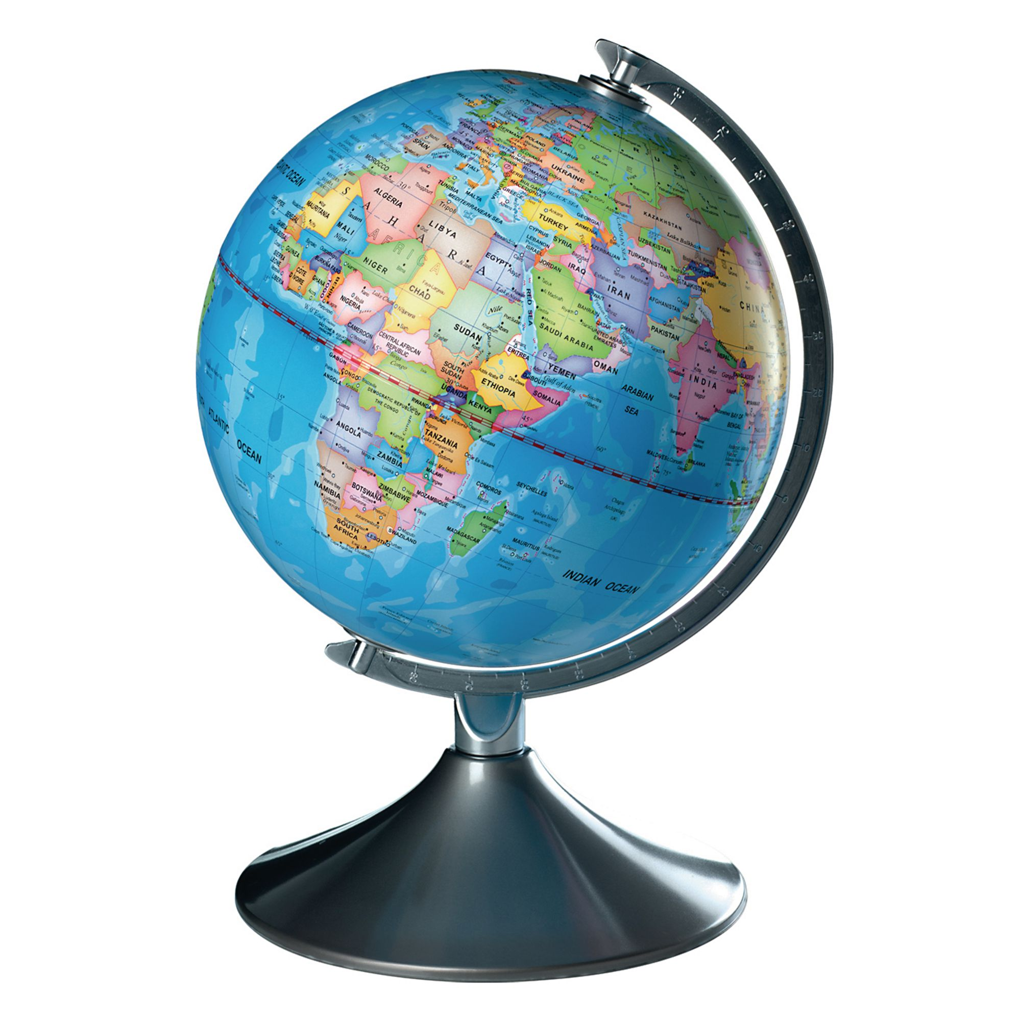 2 In 1 Earth And Constellation Globe Gls Educational