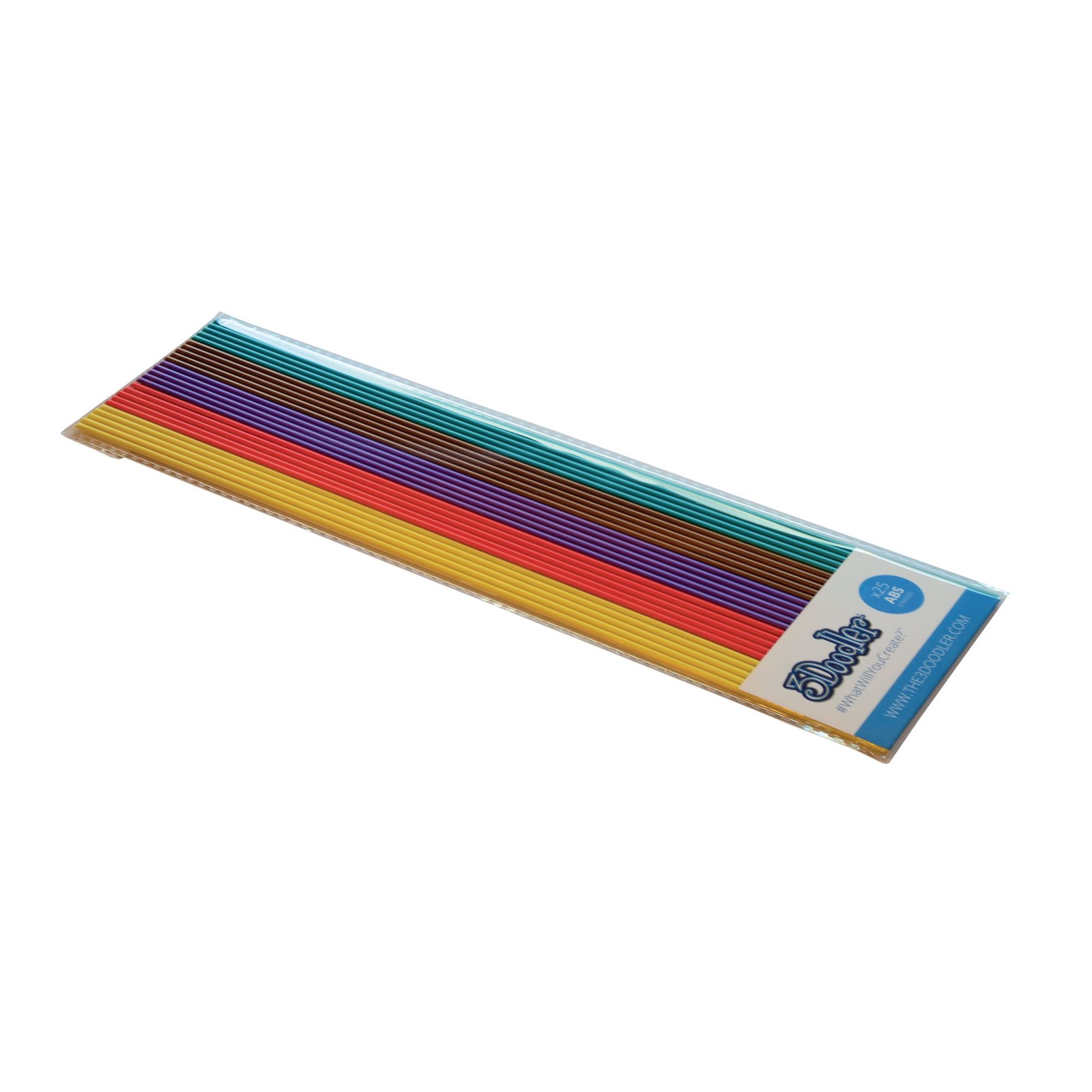 3Doodler Plastic Strands ABMIX 5