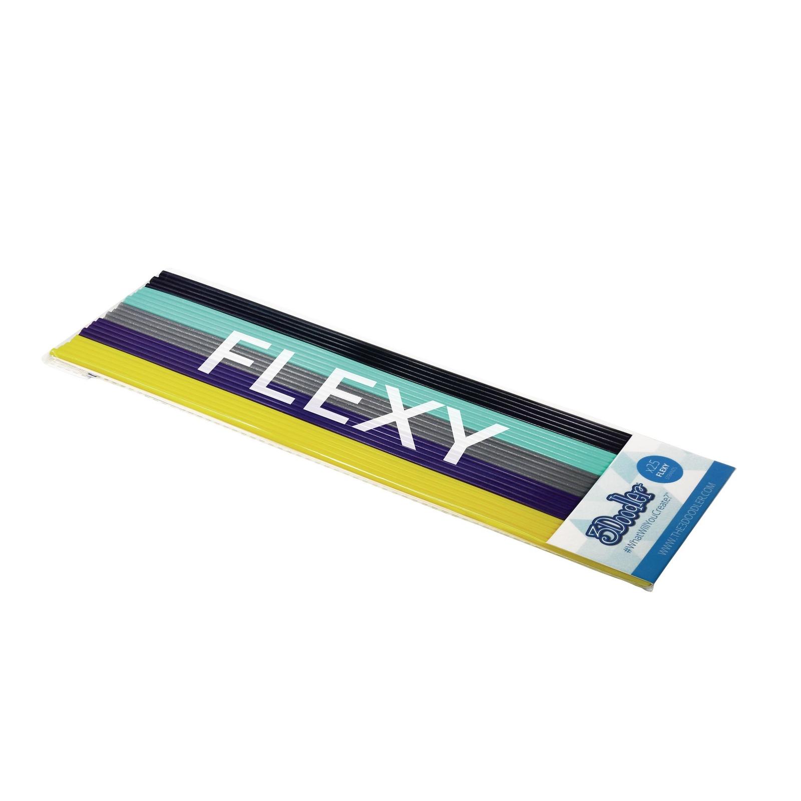 3Doodler Retro Flexy Plastics