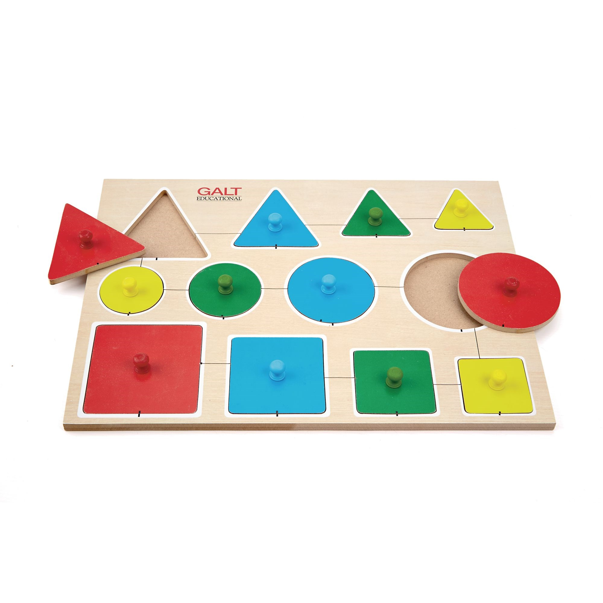 Sequencing Shape Puzzle