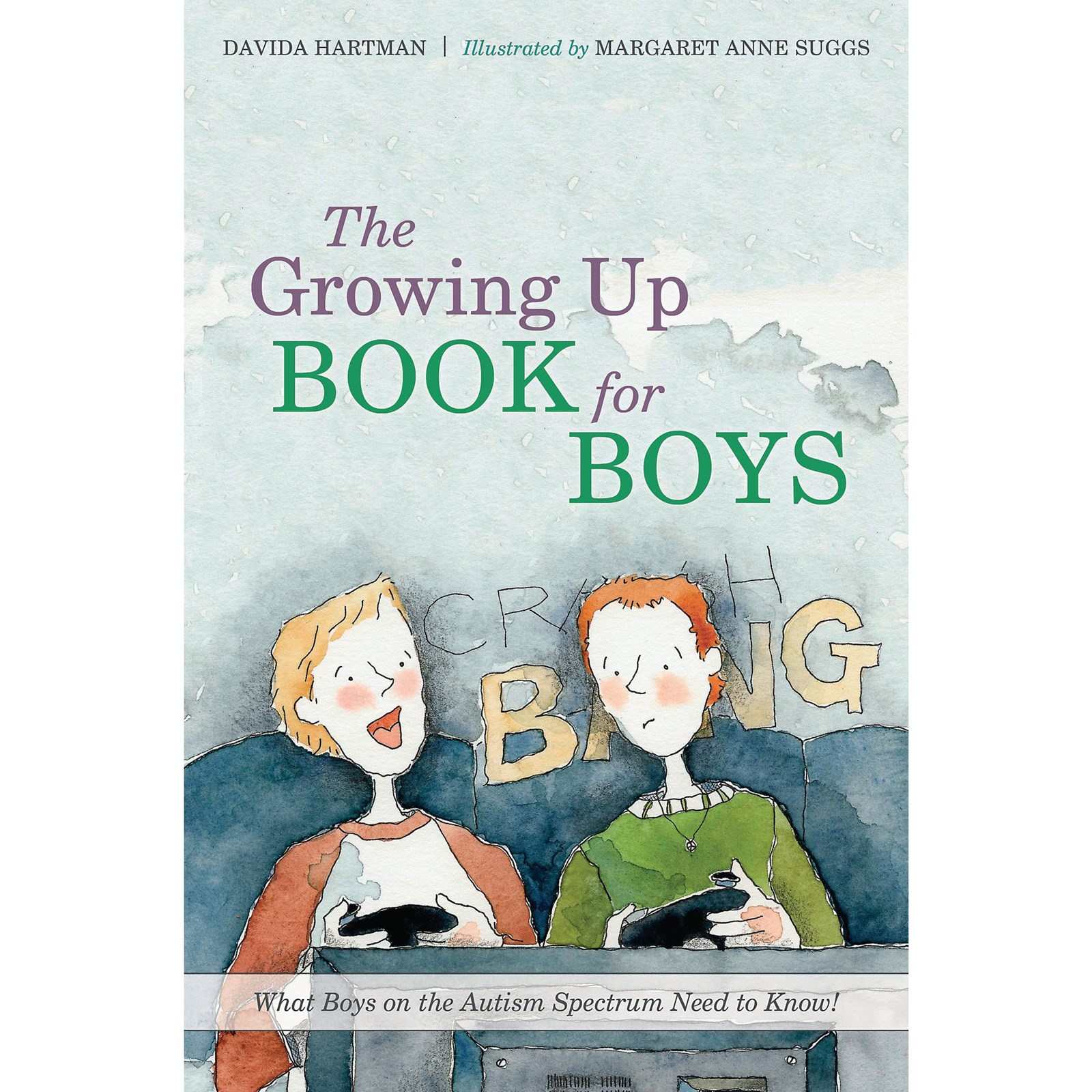 The Growing up Guide for Boys
