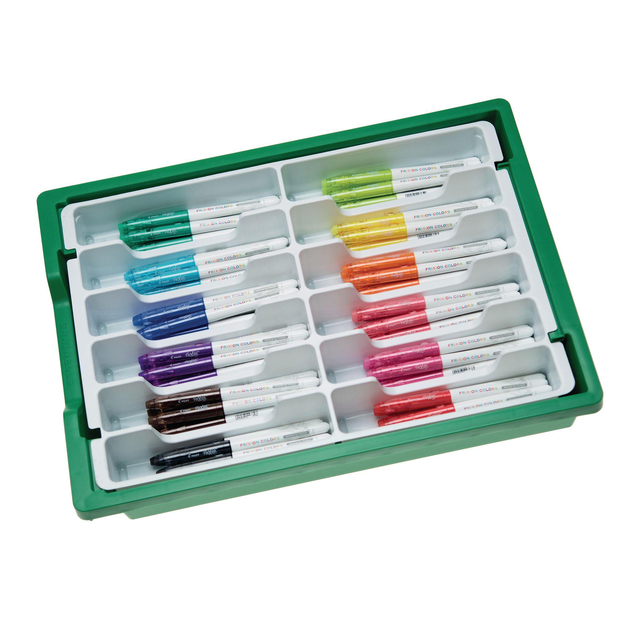 Pilot Frixion Erasable Felt Tip Pen Assorted Pack Of 60
