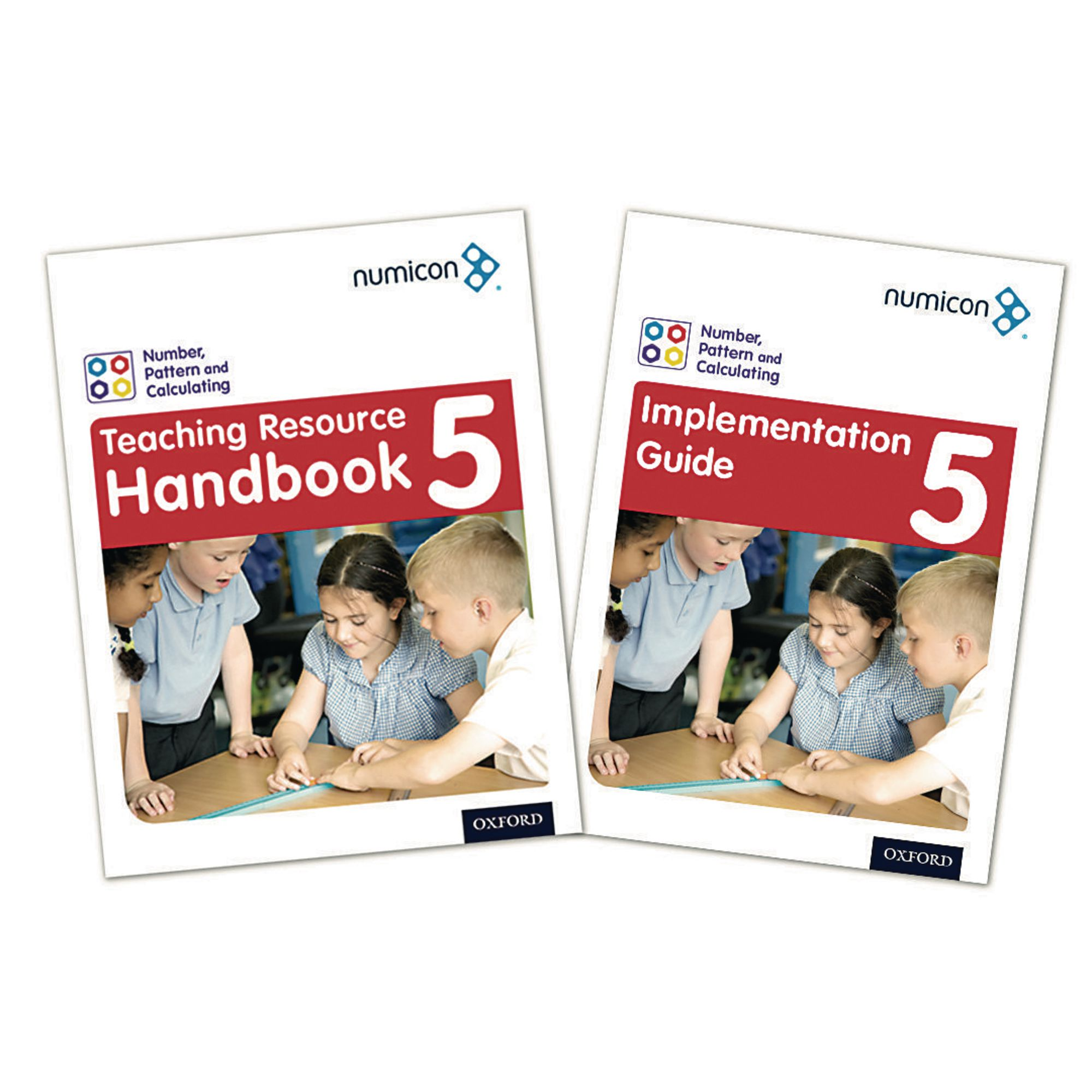 Numicon® Number, Pattern and Calculating Teaching Pack 5 - 9-10 Years