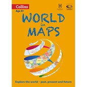 Collins World in Maps Pack 5