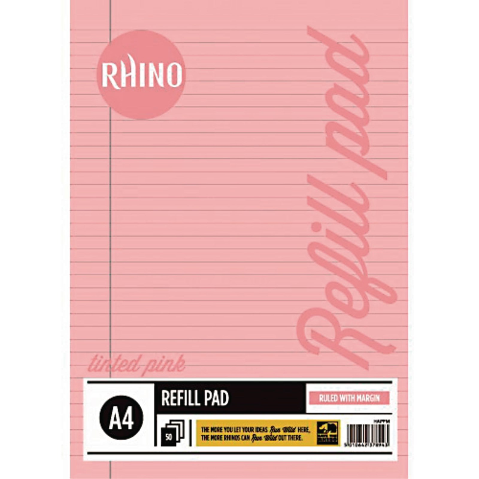 Tinted Refill Pads - Pink