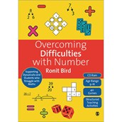 Overcoming Difficulties with Numbers Book