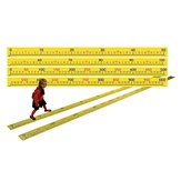 Giant Walk on Number Line - Pack 4