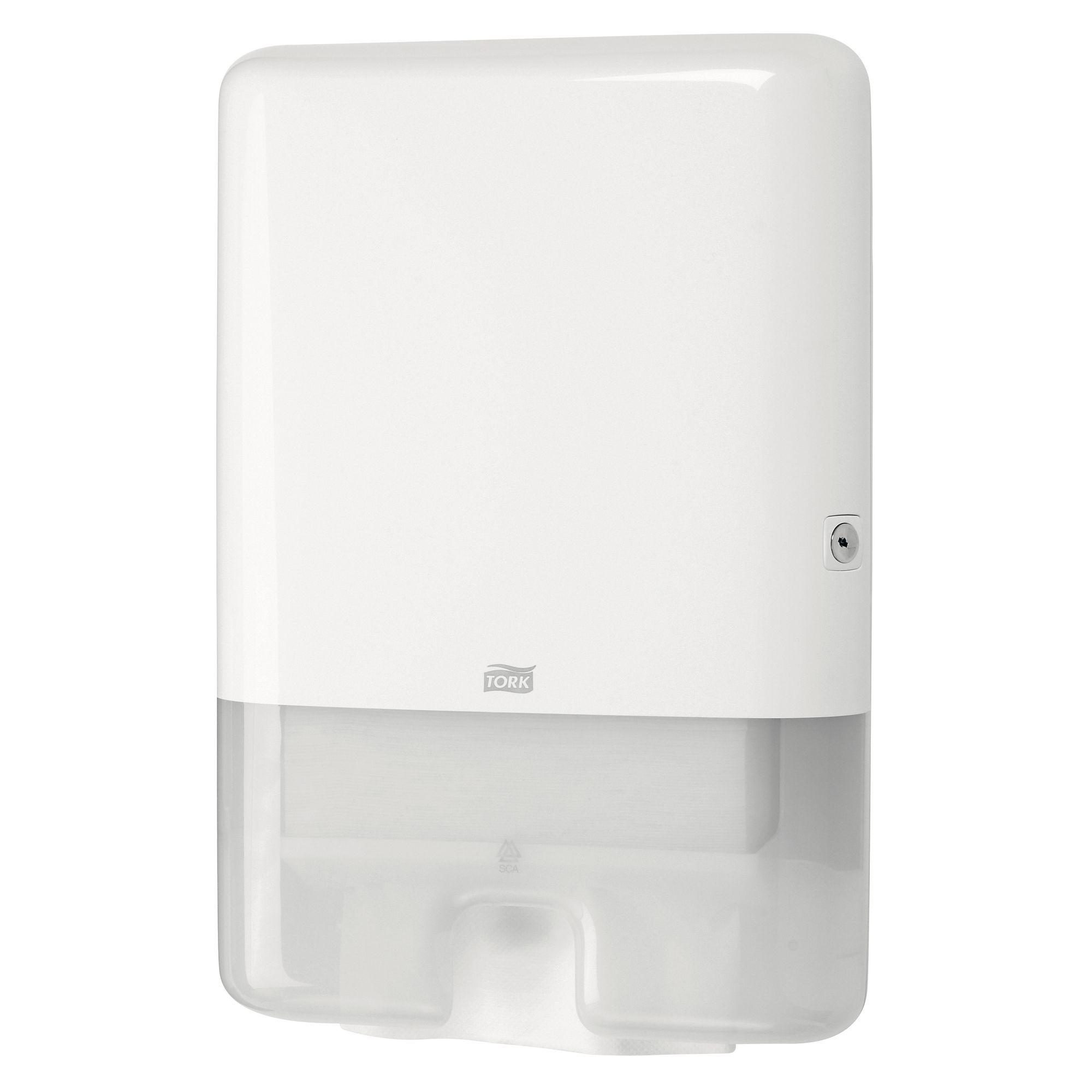 TorkXpress Multifold Handtowel Dispenser