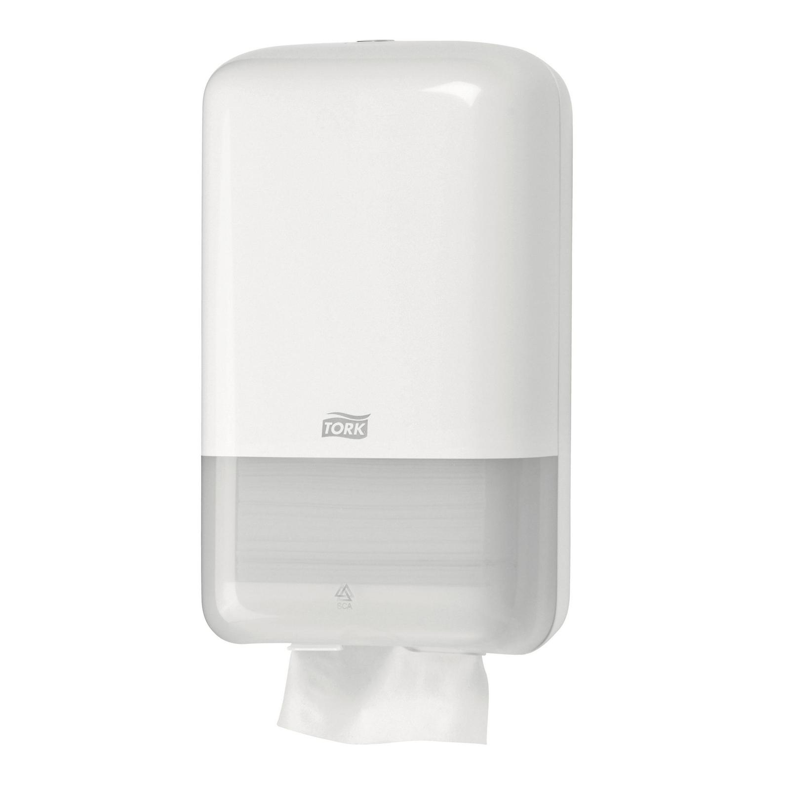 Folded Toilet Tissue Dispenser