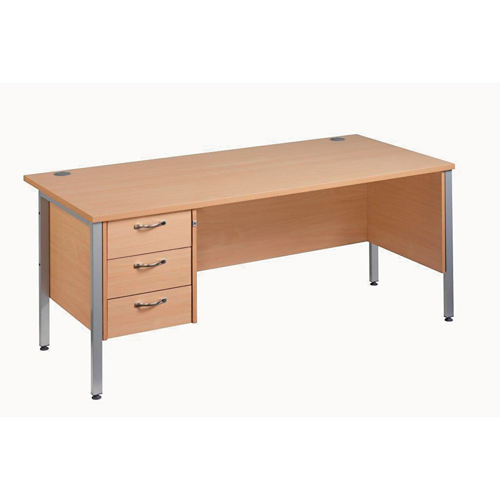 table drawer furniture products fluted hooker detail by desk drawers and with wolf leg