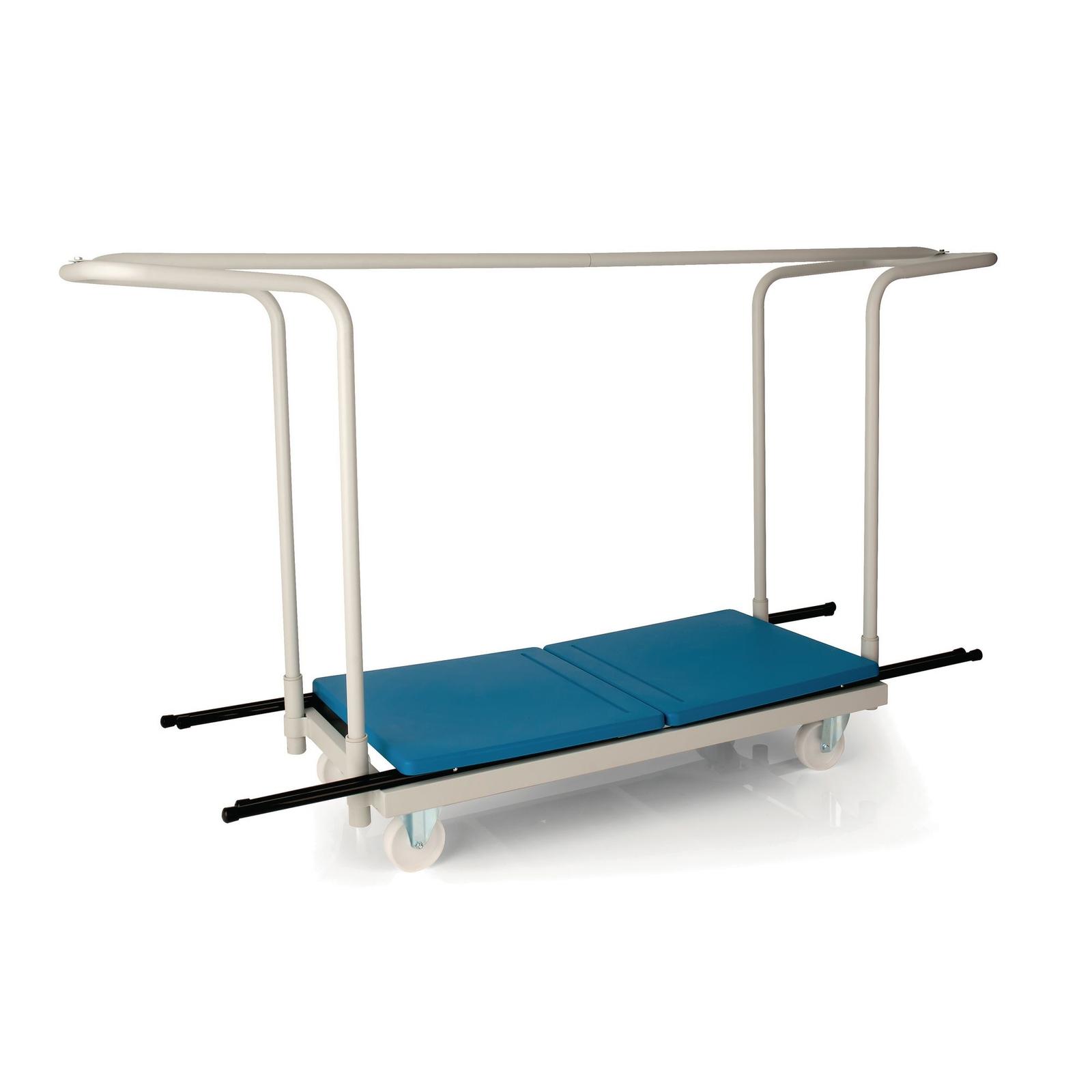 Titan Examination Desk Trolley