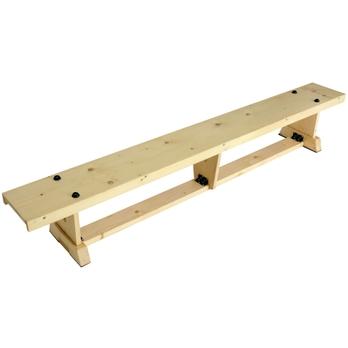 Admirable Sure Shot Lite Wood Bench Wood Spiritservingveterans Wood Chair Design Ideas Spiritservingveteransorg