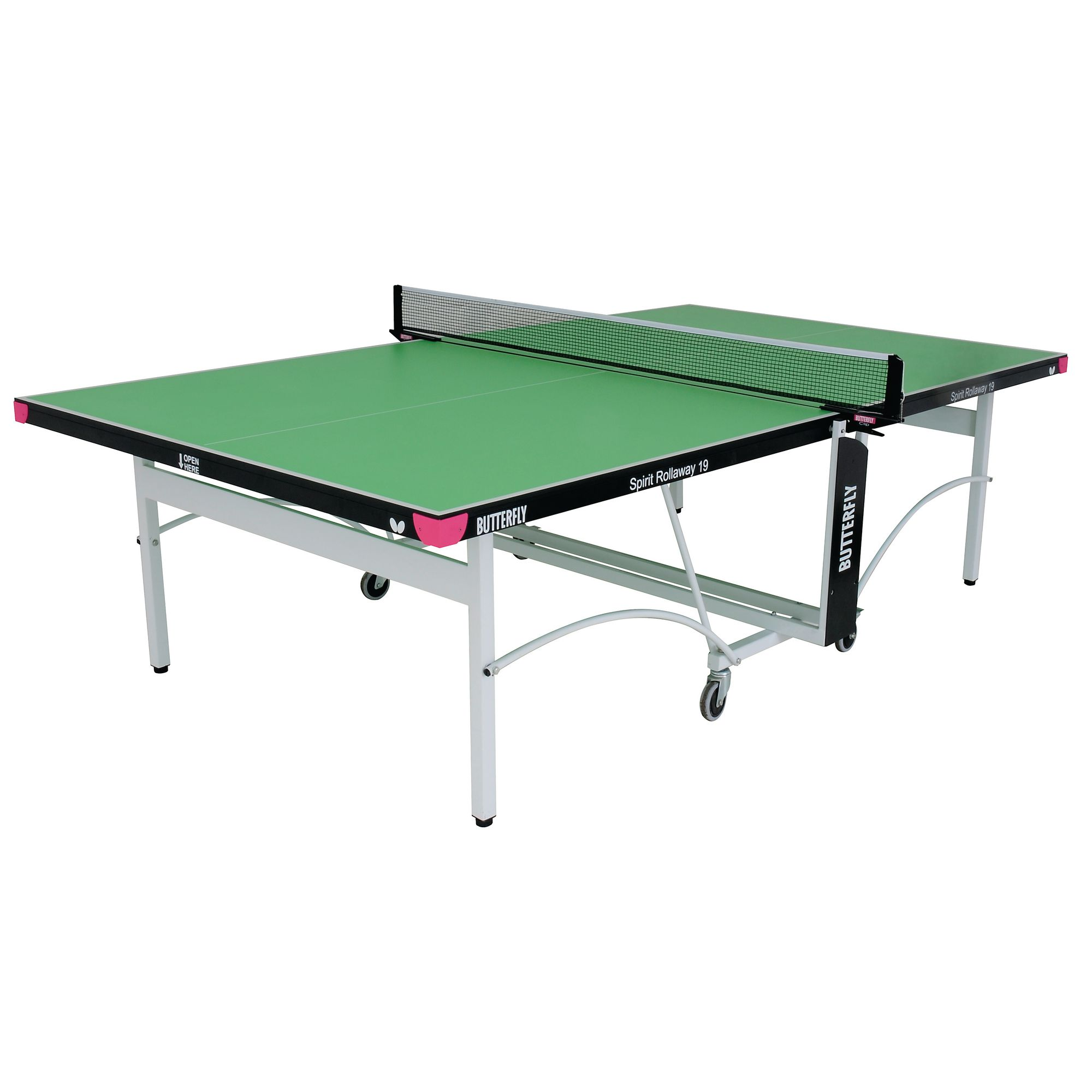 Butterfly Spirit Indoor Table Tennis Table