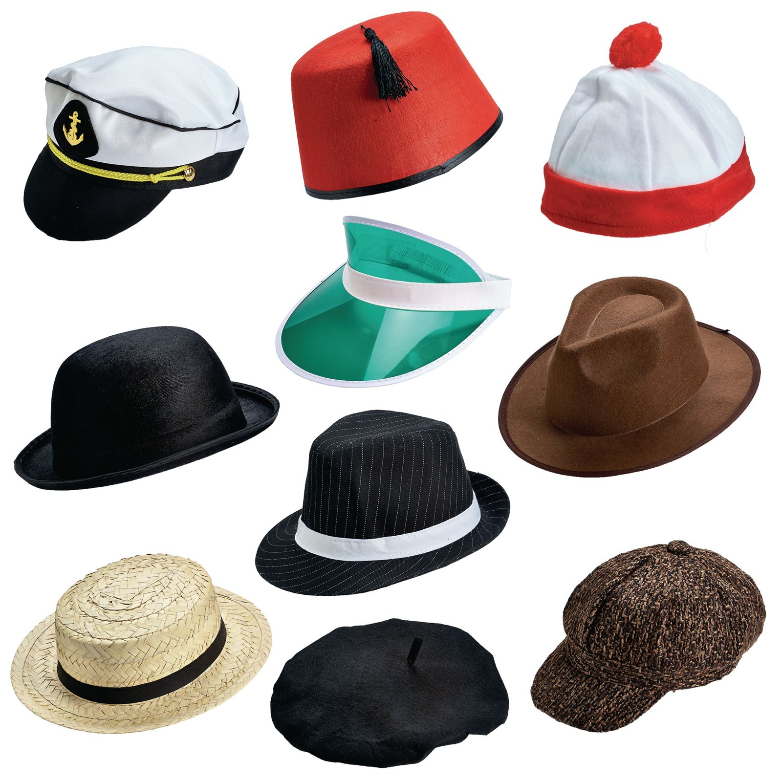 Fun Hats and Accessories