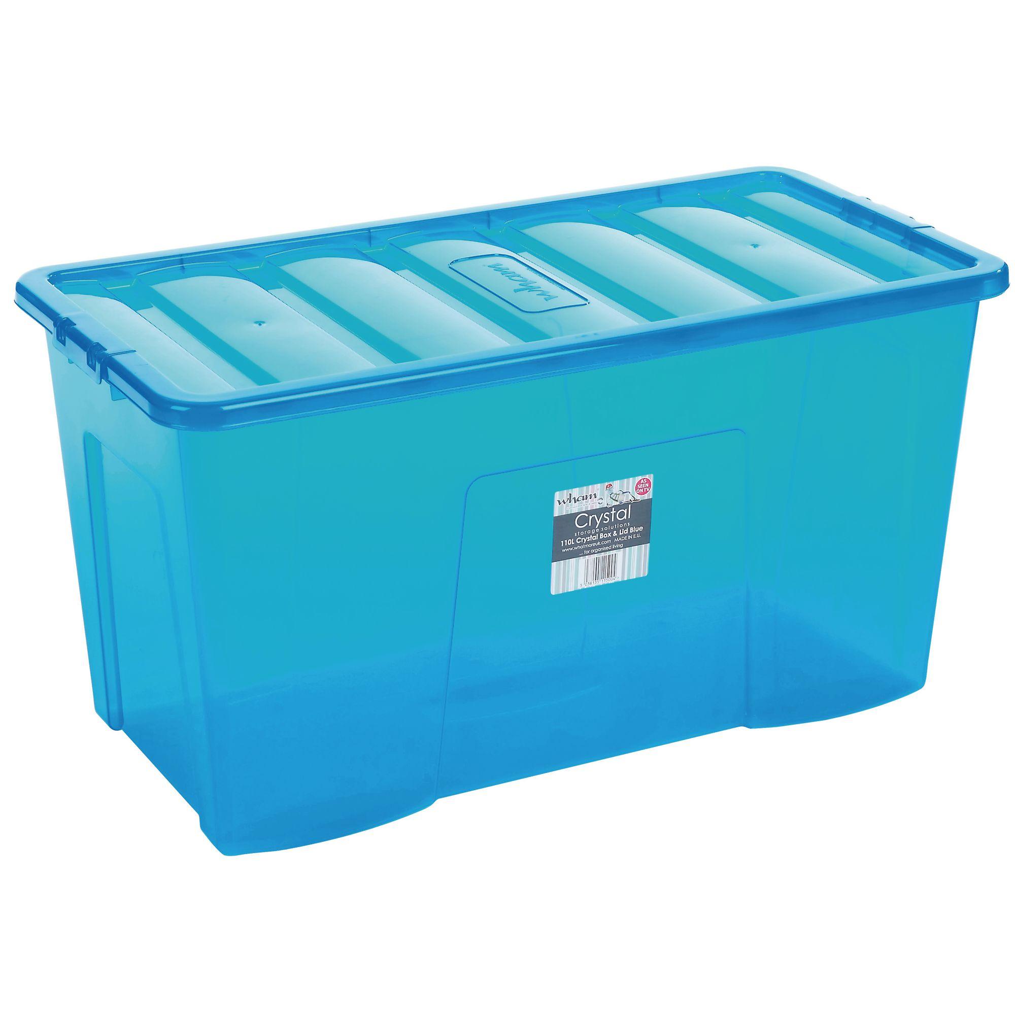 Crystal Box 110L - Blue  sc 1 st  Hope Education & Crystal Box 110L - Blue   Hope Education
