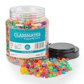 Glitter Pony Beads Pack of 1800