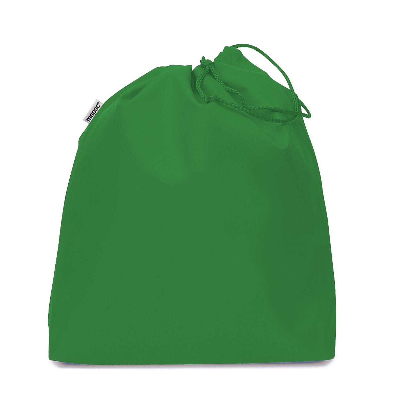 Plain Gym Bag Emerald - Pack of 25