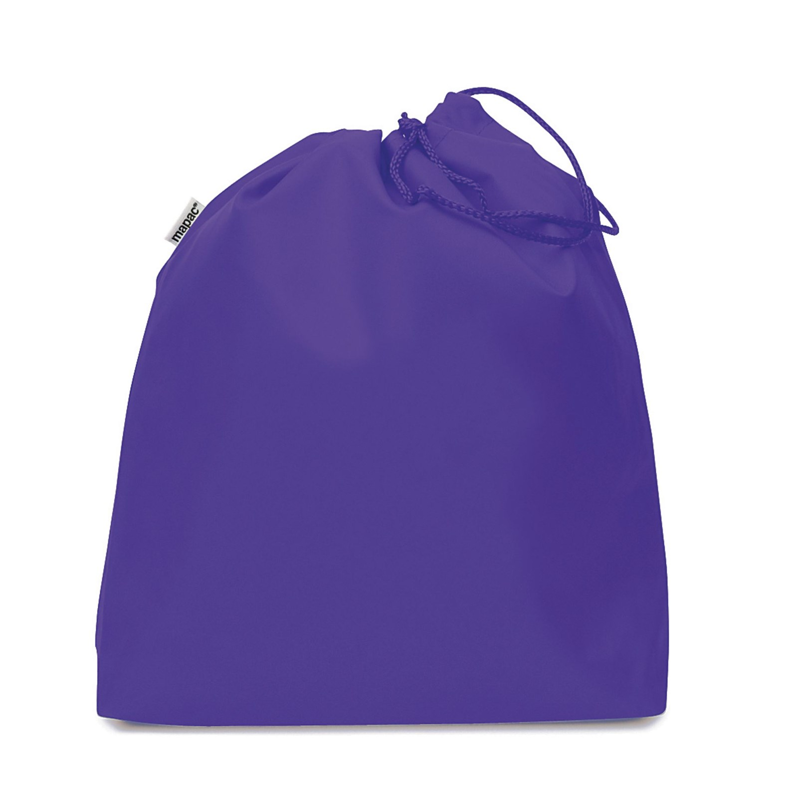 Plain Gym Bag Purple - Pack of 25