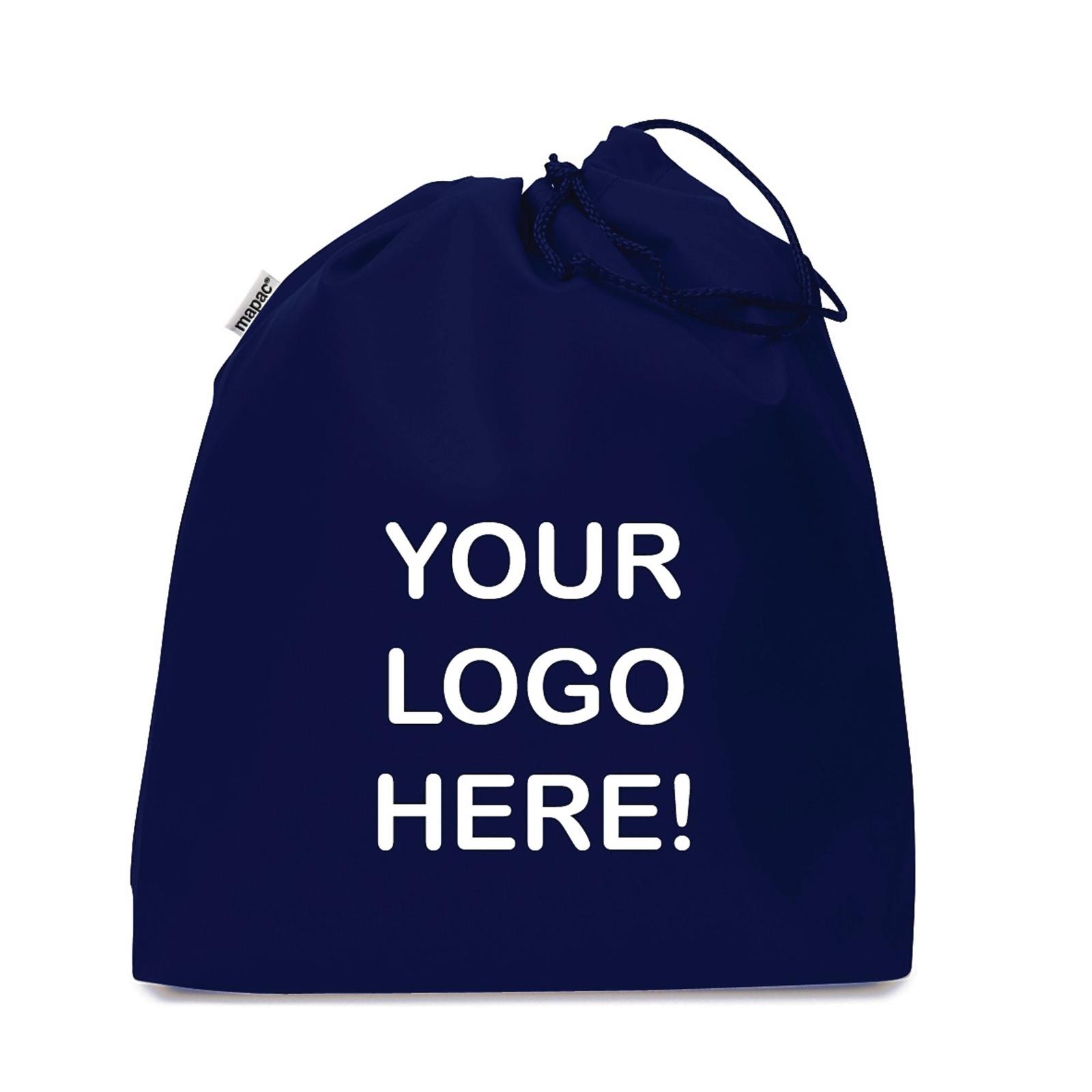 Personalised Gym Bag Navy - Pack of 25