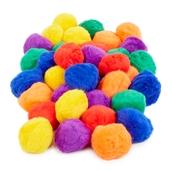 Coloured Fluffballs - Pack of 36