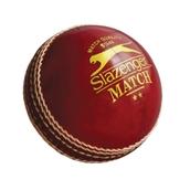 Slazenger Match Cricket Ball - Junior - Pack 6