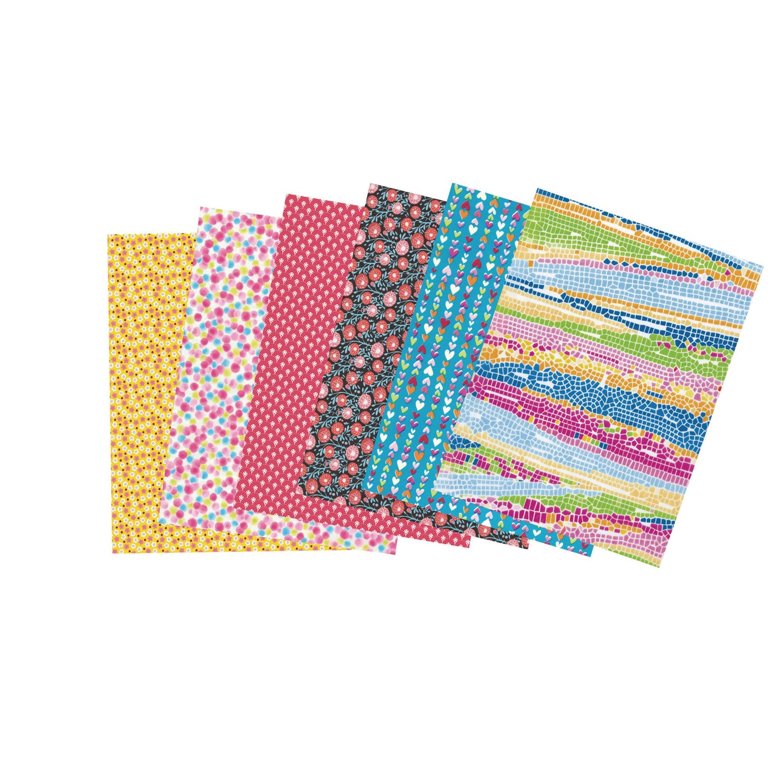 Decopatch® Paper Brights Pack of 30