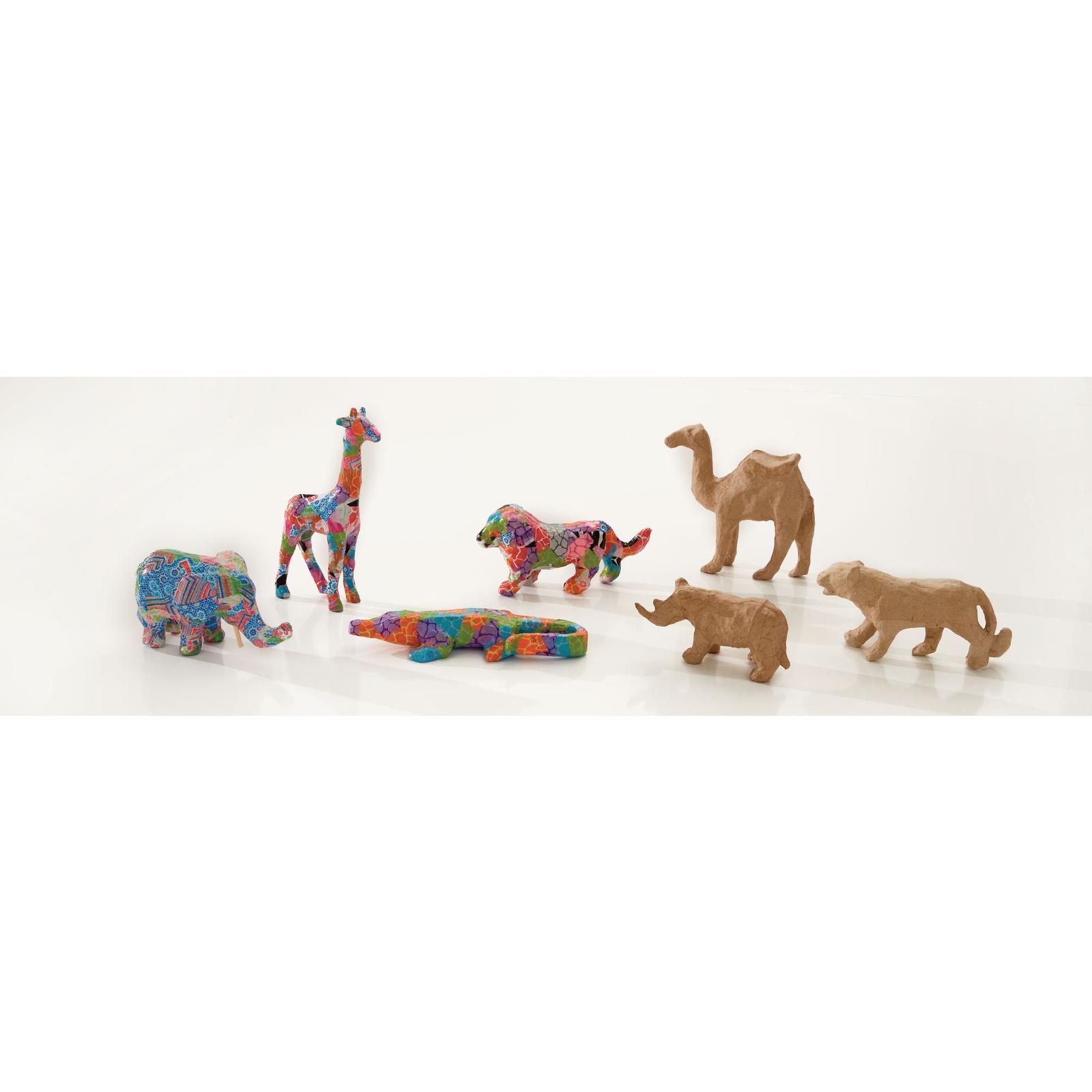 Decopatch® Savannah Animals Pack of 35