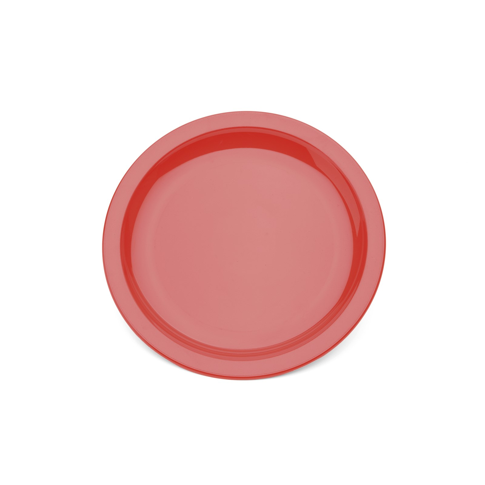 Polycarb Plate 225mm - Red