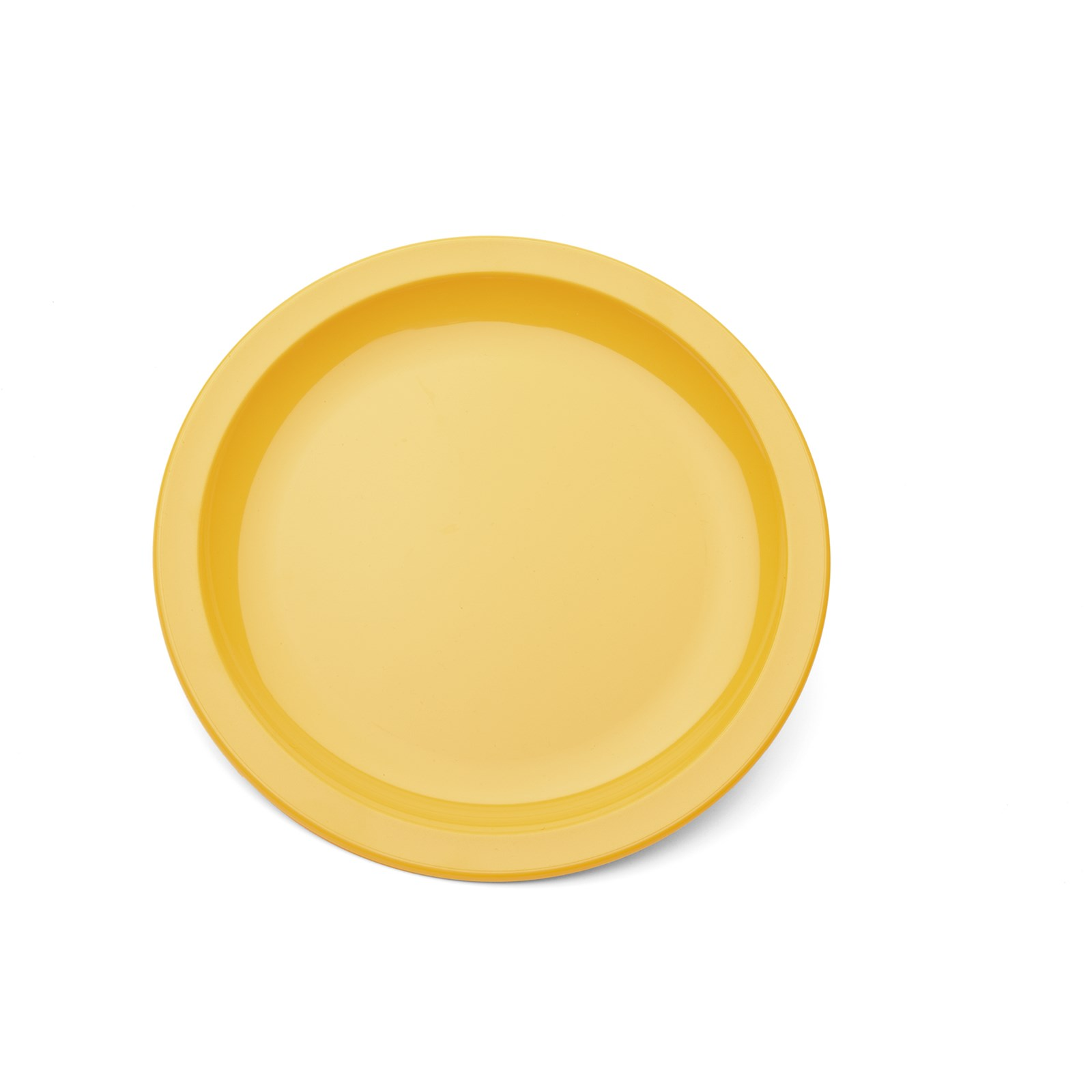 Polycarb Plate 225mm - Yellow