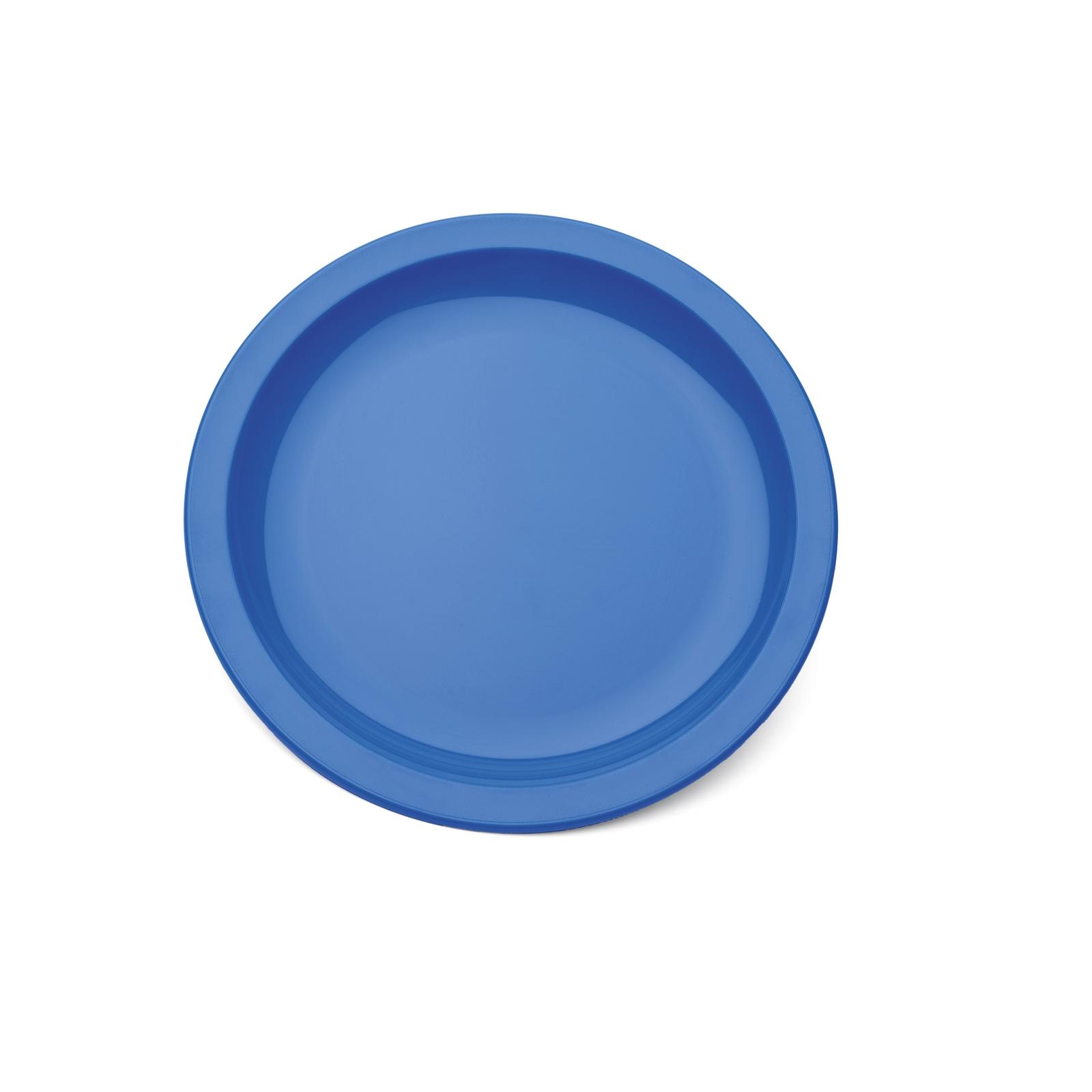 Polycarb Plate 225mm - Blue