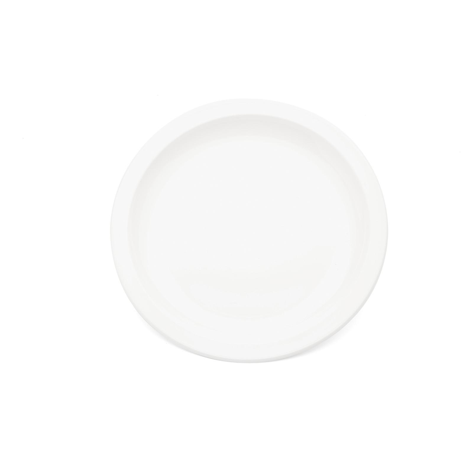 Polycarb Plate 225mm - White