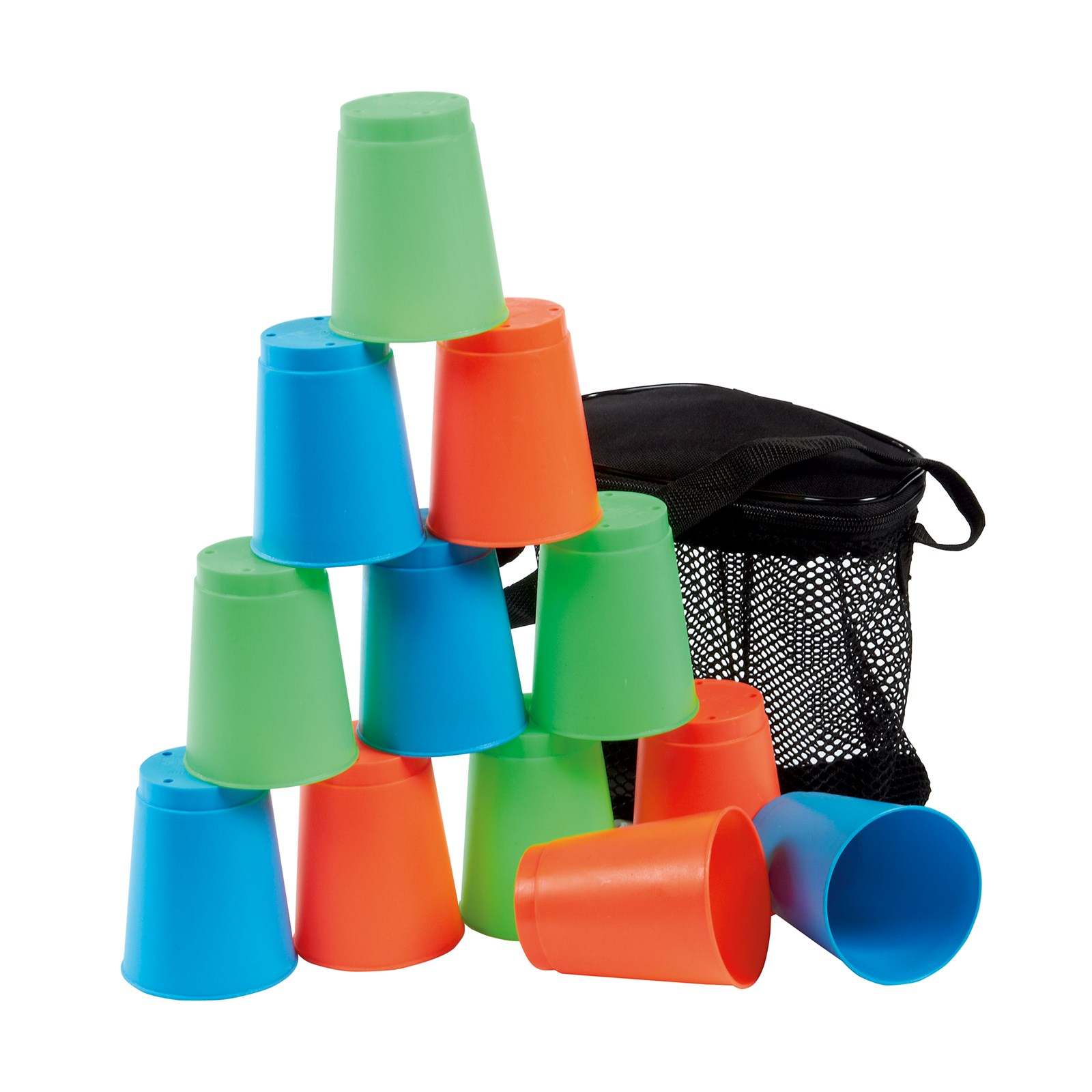 Stacking Cups - Pack of 12