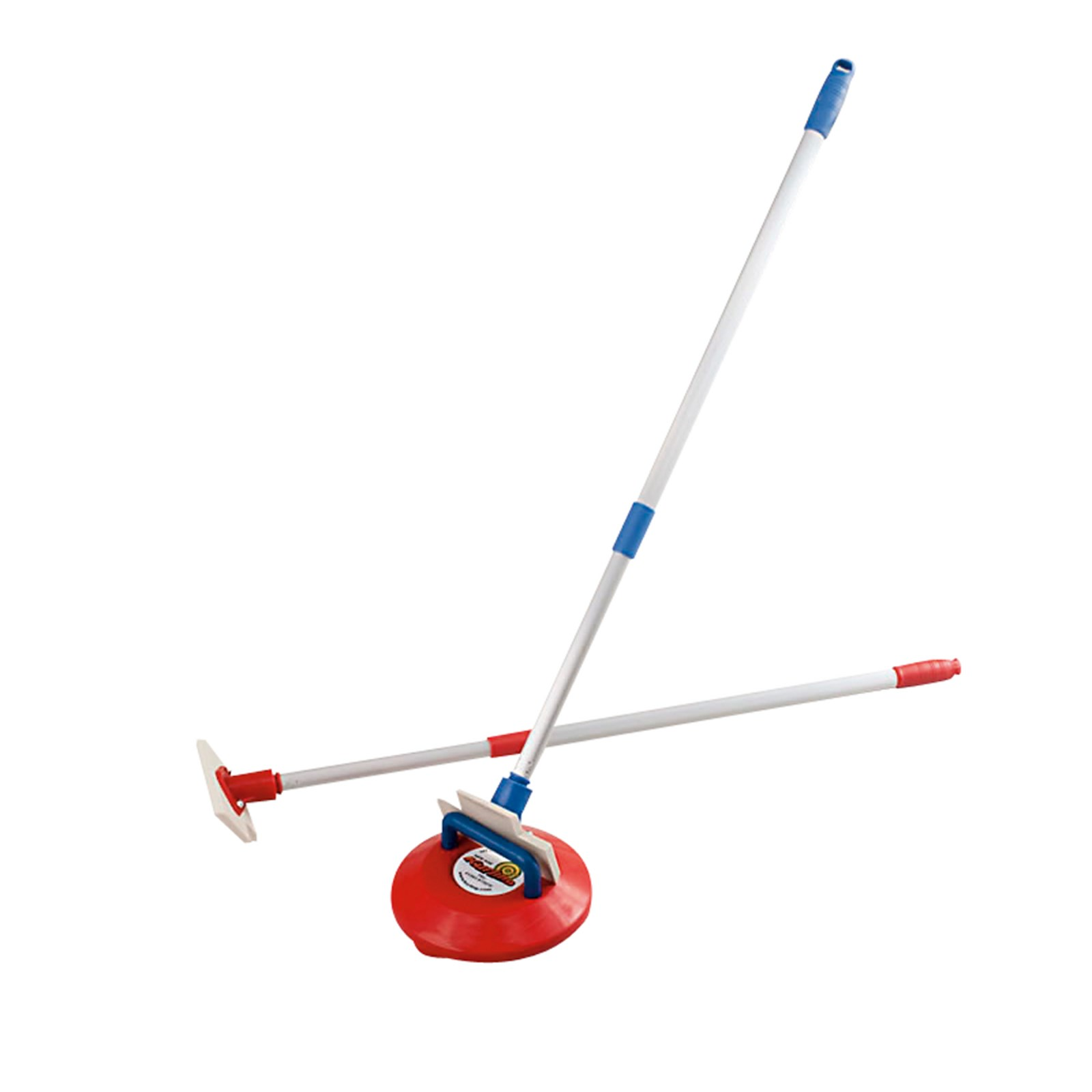 New Age Kurling Pusher Head and Handle