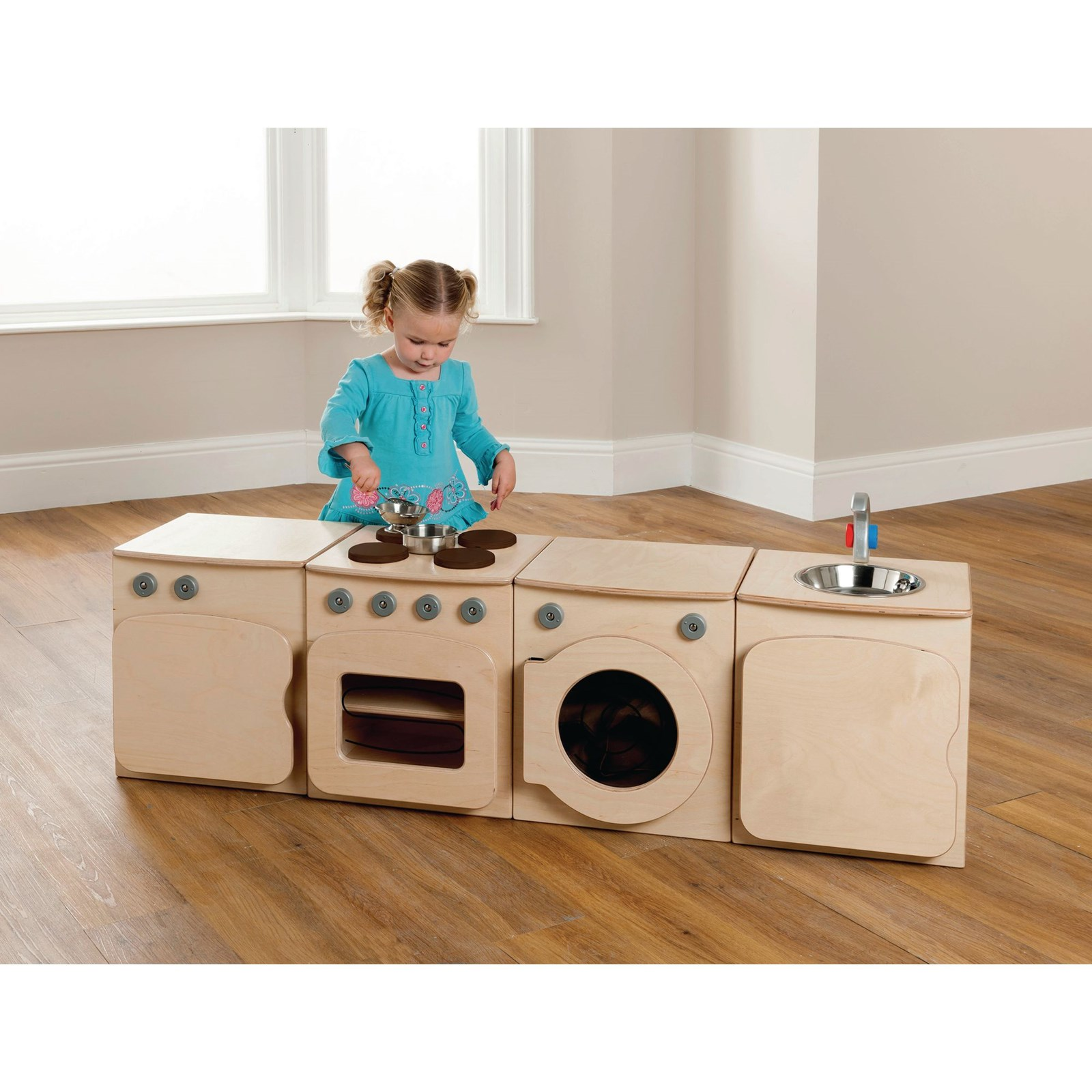 Playscapes Toddler Play Kitchen
