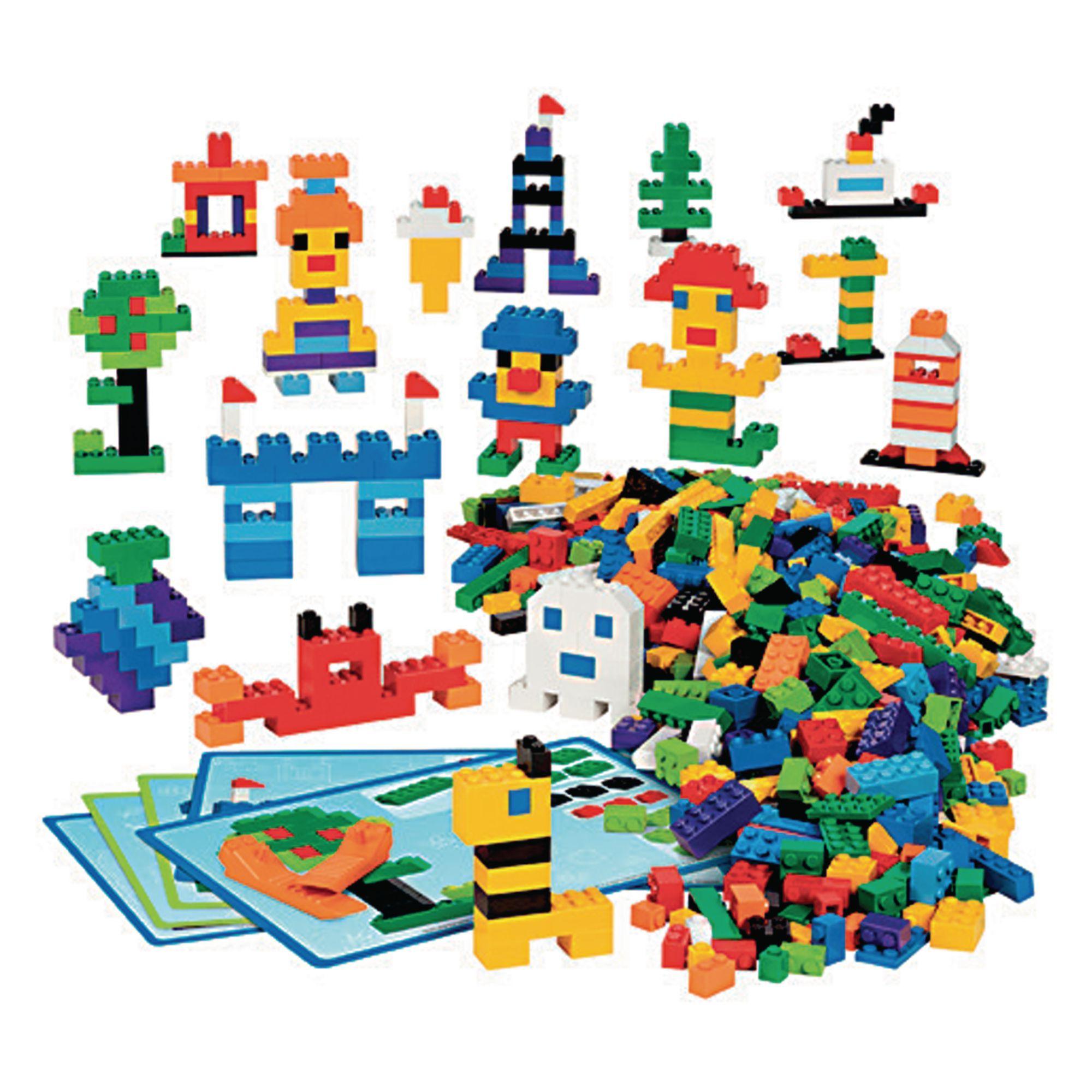 Creative LEGO® Bricks - Pack Of 1000